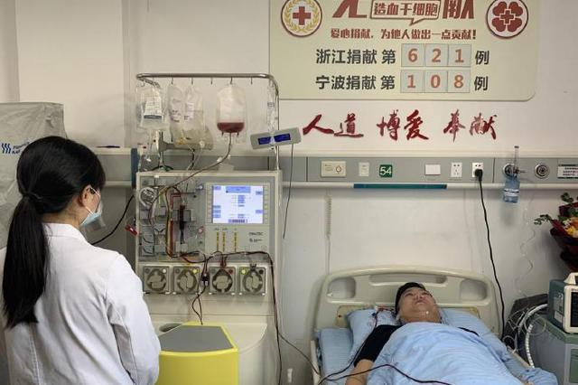 北仑80后医生捐献造血干细胞 成为宁波第108例捐献者