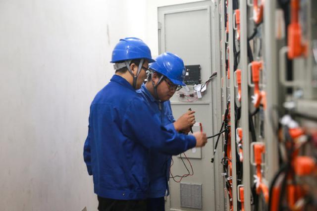 北仑建成客户侧兆瓦级光储一体站 有效填补电能缺口