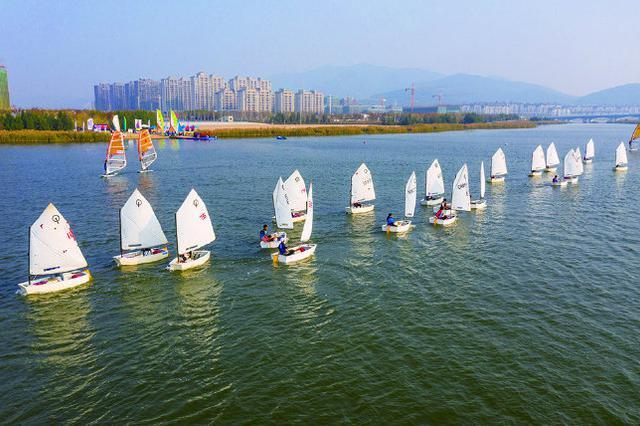 象山成立省青少年帆船帆板训练营 选手将前往训练
