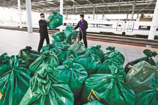 宁波开通2条高铁邮路 分别是宁波至重庆及宁波至南昌