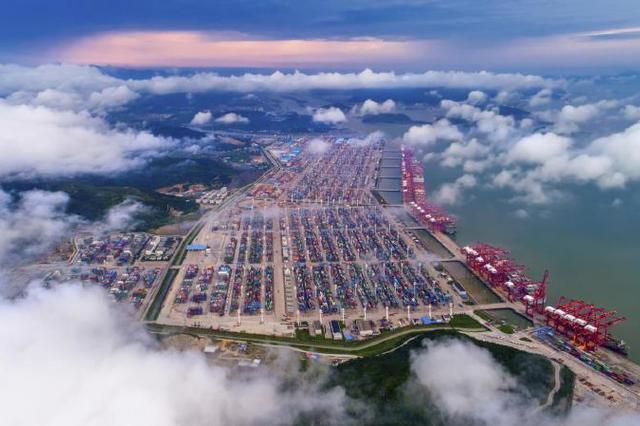北仑实现进出口总额1161亿元 前三季度同比增长3%