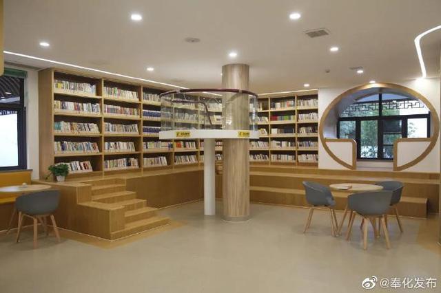 朝夕城市书房仁湖公园分馆试运营 面积约为1350平