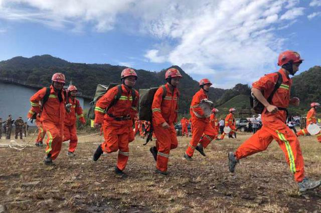 奉化获全市较大森林火灾跨区域应急拉动演练第一名
