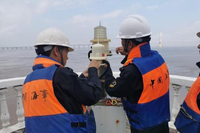 宁波舟山港现已实现北斗遥测公用干线航标全覆盖