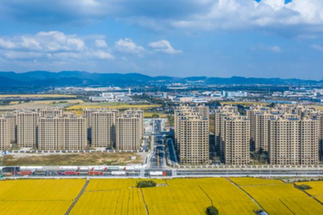 宁波最大限价房昨日交付 2125个购房家庭喜提新房
