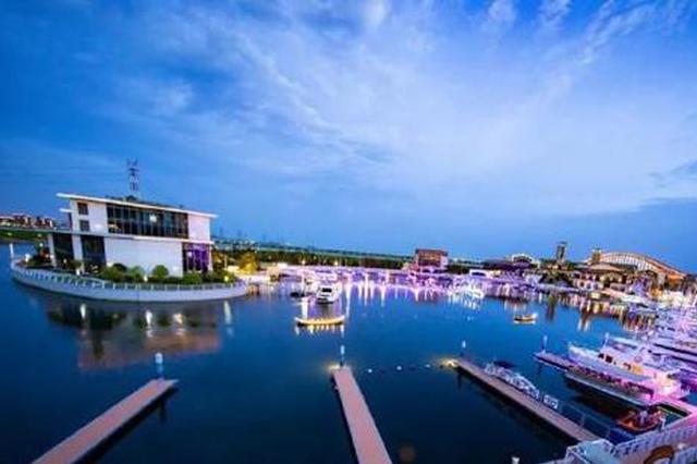 北仑打造千万级休闲旅游度假岛 帆船优秀项目等你来打卡