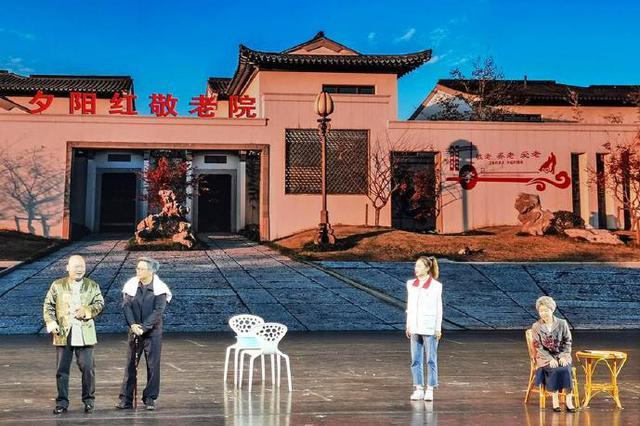 北仑原创小品参与东六省一市戏剧小品大赛 喜获银奖