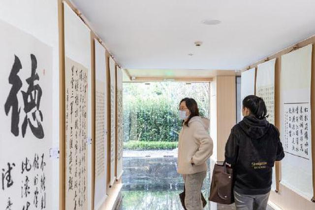 海曙西门街道文艺活动丰富 各类展览将持续至春节