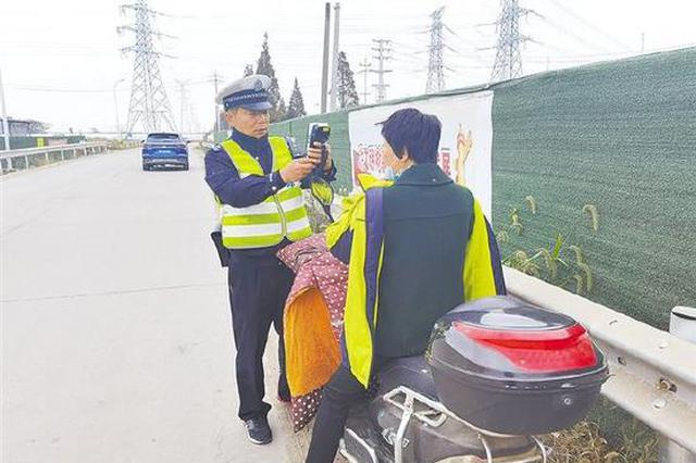 慈溪积极开展交通秩序整治行动 剑指交通违法行为