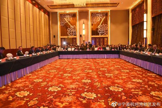 杭州湾新区举行文旅产业研讨会 专业人士建言献策