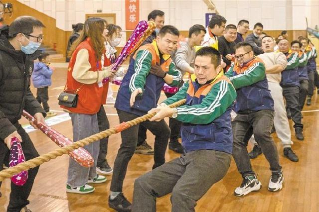 慈溪长河镇全民运动会开幕 其余各项赛事也正式启动