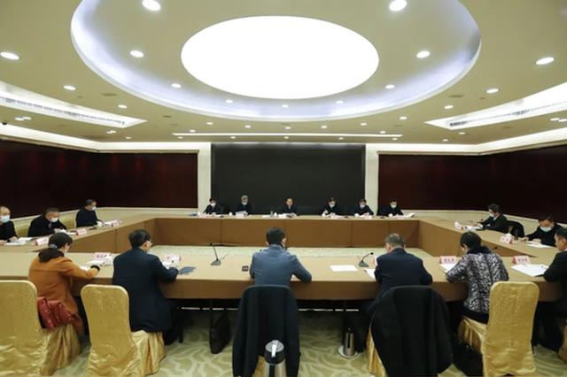 宁波召开党建工作领导小组会议 打好疫情防控攻坚战