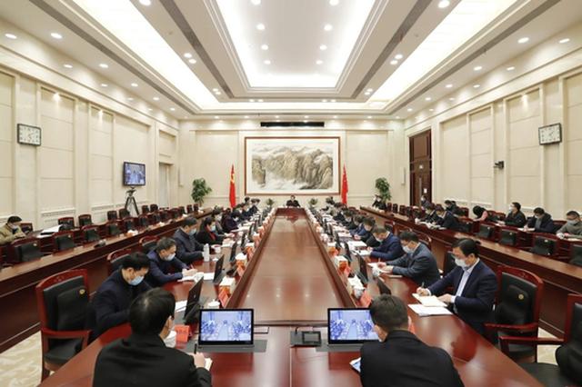 宁波部署推进冬春季疫情防控工作 裘东耀主持会议