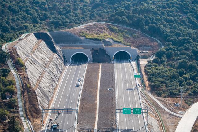 慈溪胜陆公路主线试通车进入倒计时 全长33.4公里