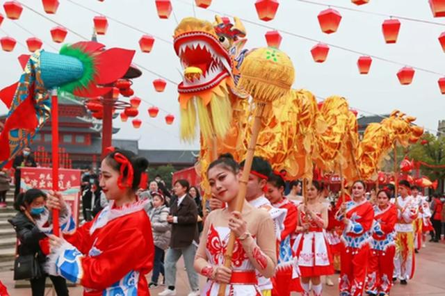 杭州湾新区景区开启人气盛宴 让新区居民欢喜过年