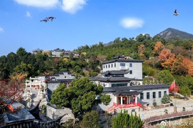 奉化弥勒文化园春节期间免费开放 仅限留奉过年人员