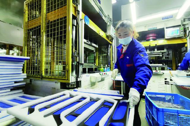 象山西周镇强化工业有效投入 冲刺工业经济开门红