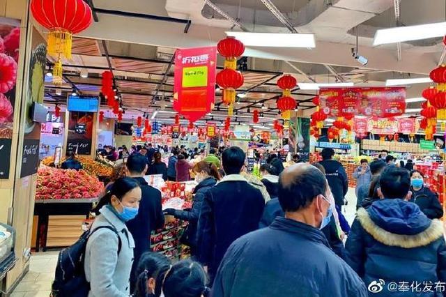 奉化春节期间开展电子消费券活动 消费市场强劲复苏