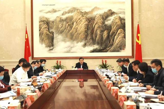 裘东耀召开市政府常务会议 研究高速公路网新规划