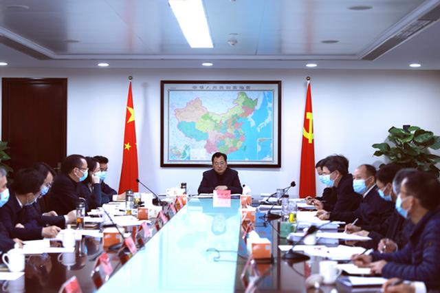 裘东耀主持市政府常务会议 研究生态环境整改工作