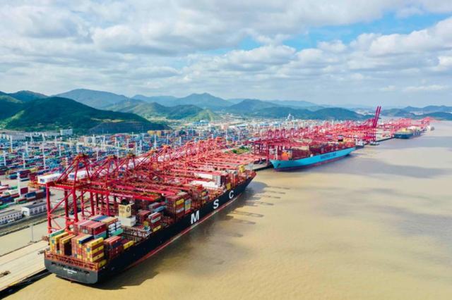 宁波外贸进出口总值达1705.1亿元 为全年开了个好头