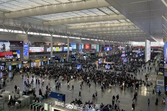 宁波至上海最快1个半小时到达 到杭州东最快46分钟