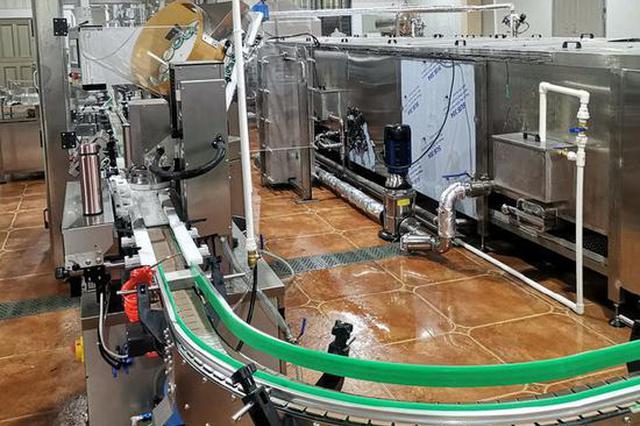 宁波奉化银龙竹笋专业合作社油焖笋实现机械化生产
