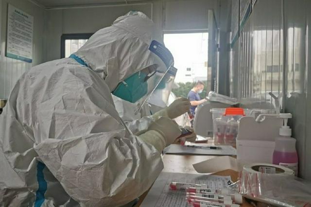 标本早送勤送快送 北仑核酸检测采样时间缩短一半