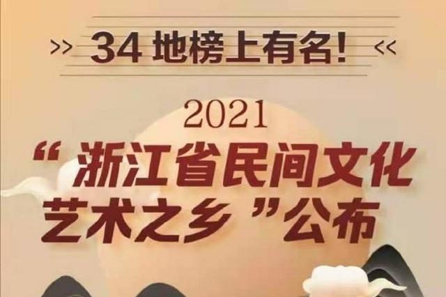 奉化布袋和尚传说入选浙江省民间文化艺术之乡名单