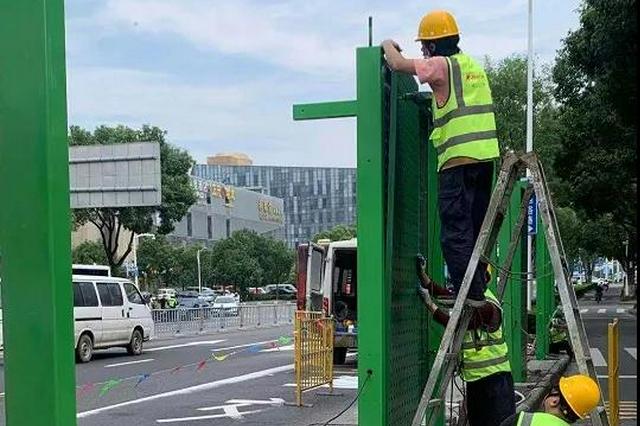 宁波改造90个公交候车厅 预计10月竣工并投入使用