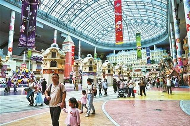 市民旅游日大放价 62家景区共接待游客6.5万人次