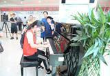鄞州人民医院的钢琴声