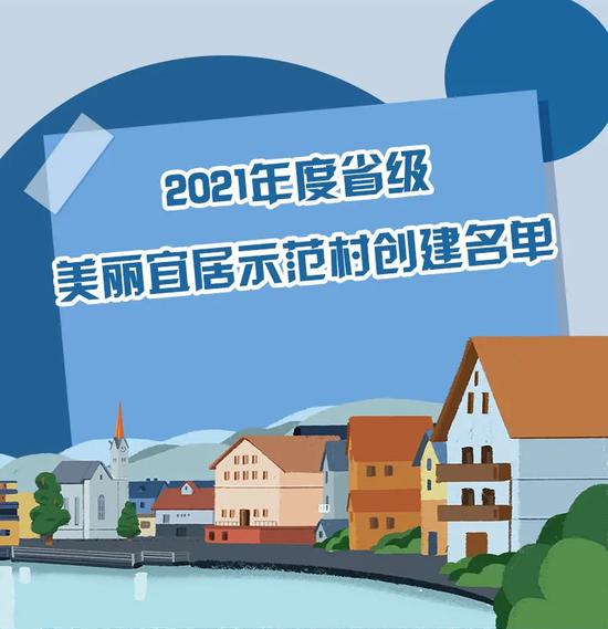 宁波25地入选浙江省级名单 构筑美丽宜居示范村创建