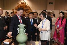 宁波经贸文化周在香港开幕