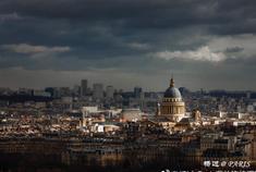 想游走在法国的穹顶和塔尖