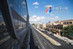 宁镇路改造一期工程全线贯通