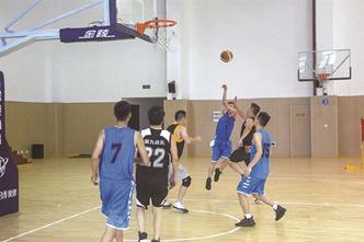 象山举办皖赣人士篮球联谊赛 展示新象山人拼搏精神