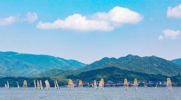 东钱湖打造国际高端会奖基地