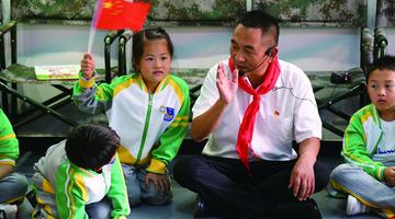 象山县退役军人事务局宣讲红色故事