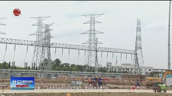 北仑千伏输变电工程进入调试运行阶段 6月底正式送电