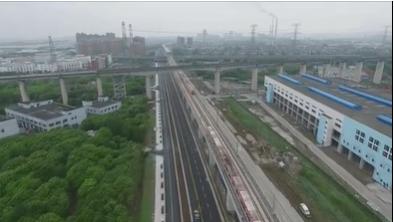 宁波地铁2号线二期首通段正式开通 工程全长5.6公里