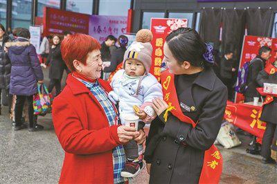 宁波81890春运志愿者人数创新高 助力旅客春运回家路