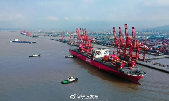 宁波前三季度进出口总值稳步增长 民营企业表现亮眼