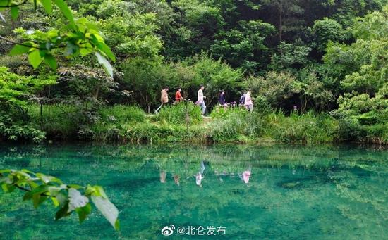 九峰山旅游区6月1日起恢复收费 景区实行限流措施