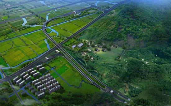 甬往象山石浦高速隧道贯通 标志控制性工程得到突破