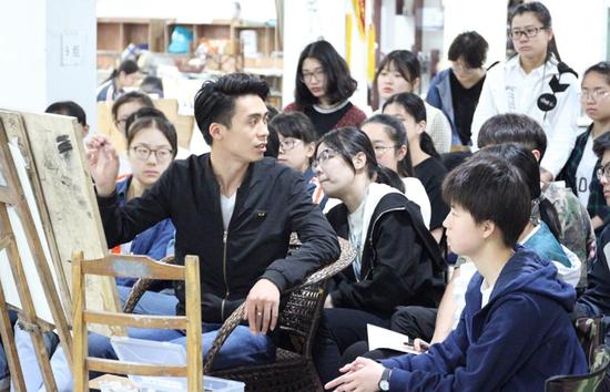 杭州纯画室:成绩、口碑打造最好美术高考培训