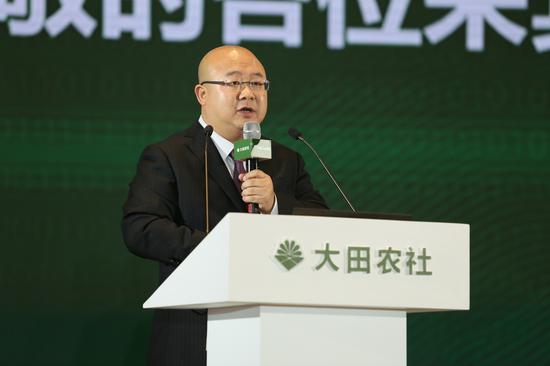 大田农社|农机360网总裁吴克铭