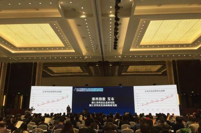 浙江科技成果转化指数 宁波排名全省第二