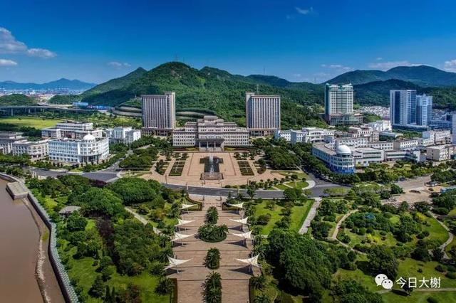 宁波经济技术开发区 大榭开发区上榜中国百强