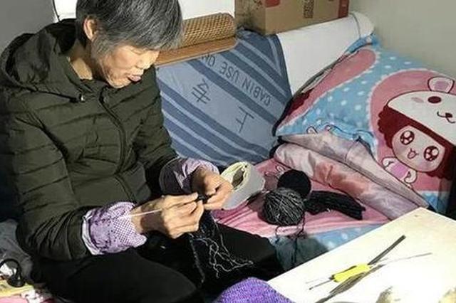 宁波棉鞋奶奶5年送出几百双棉鞋一针一线都是爱
